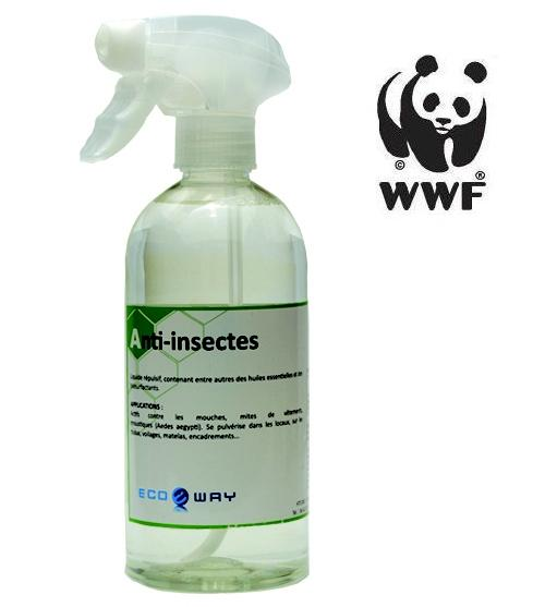 InsectWay - Anti insectes 6x500 ml